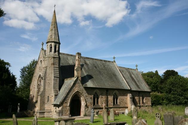 St. Mary's Church at Whorlton