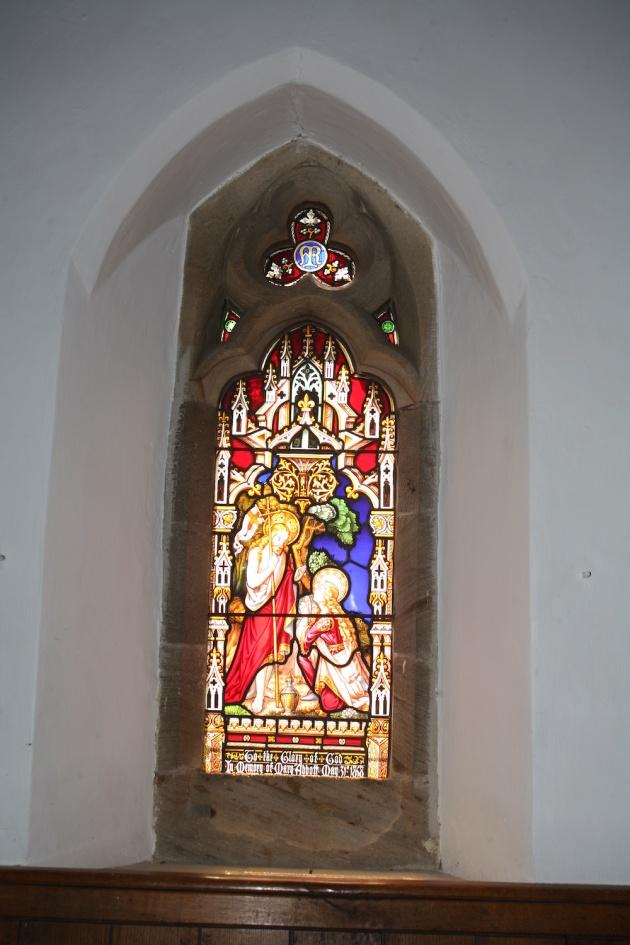 Whorlton - South Window 2
