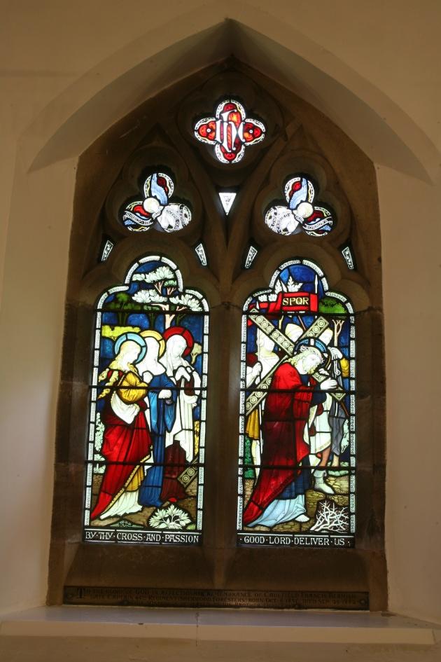 Whorlton - North Wall Window