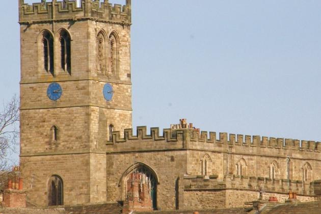 St. Mary's Barnard Castle